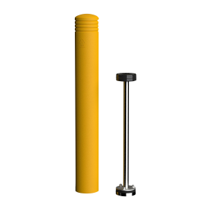 aanrijdbeveiliging-nederland-flexibele-rampaal-kunstof-nr.4005V